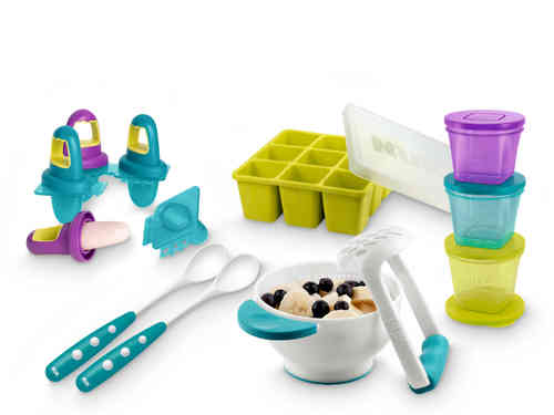 NUK Fresh Foods-Set (6-teilig)