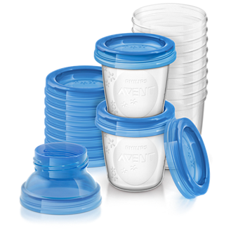 Philips AVENT Muttermilchbehälter 10er- Set
